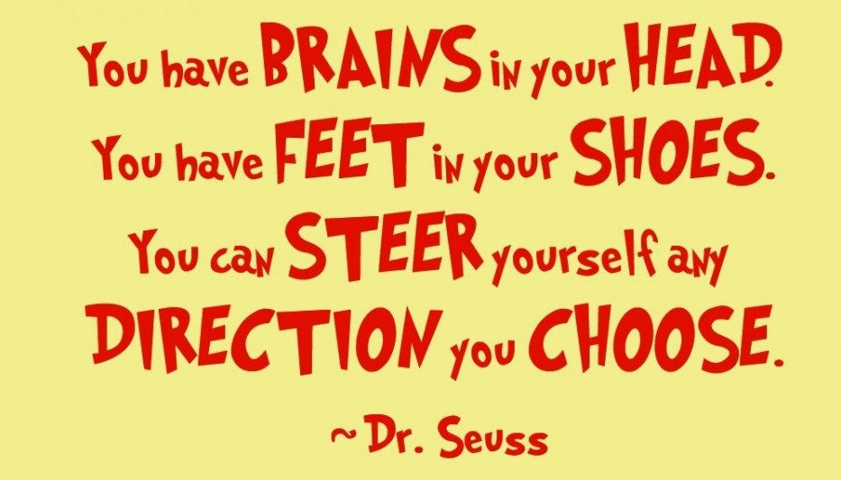 Our Favorite Dr. Suess Quotes