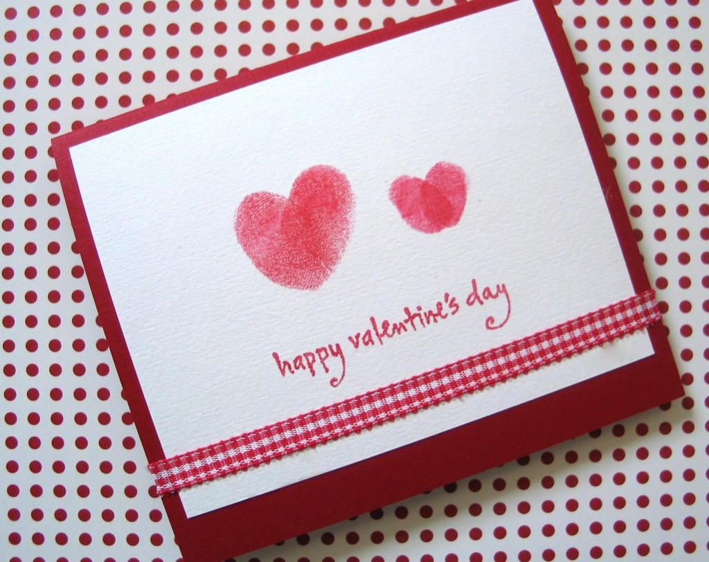 homemade valentines card inspiration  itsysparks