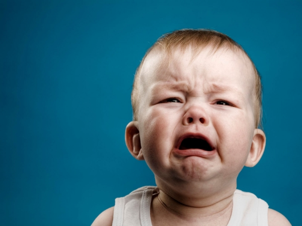When Kids Crying is Actually Kind of Funny