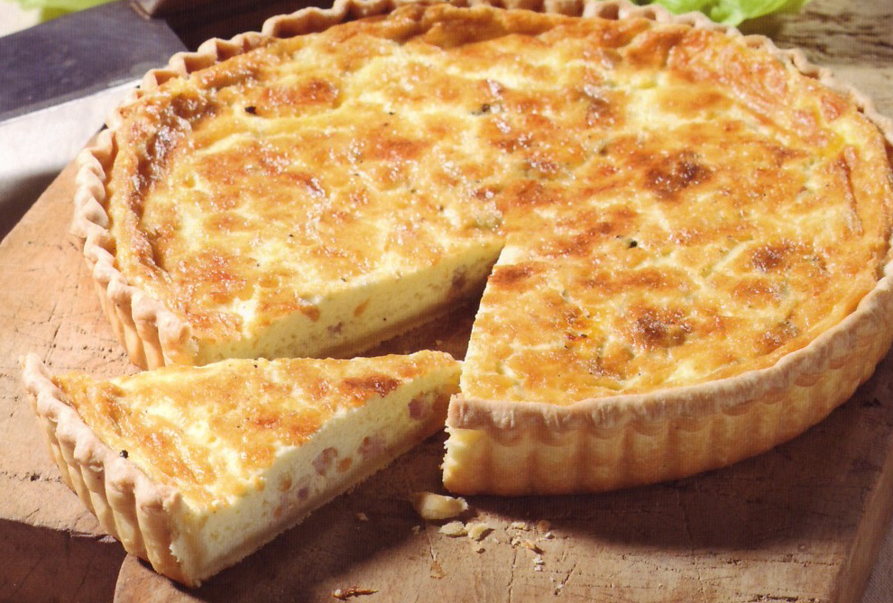 Kid Approved Dinners: Easy Quiche Lorraine - ItsySparks
