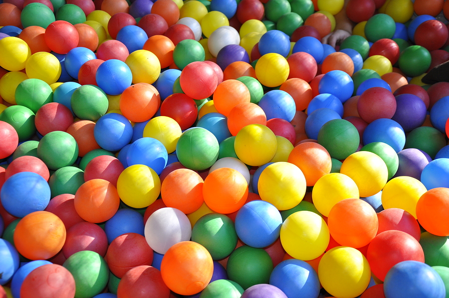 Inflatable Ball Pits for Toddlers and Kids